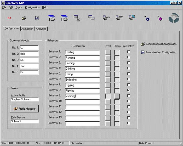 SpecGO_Configuration